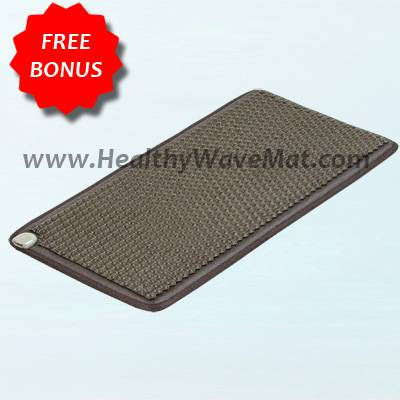 "Pet FIR Mat 50"" x 24"" with PEMF"