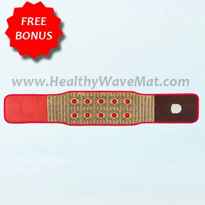 Amethyst Photon Far Infrared Heat Belt